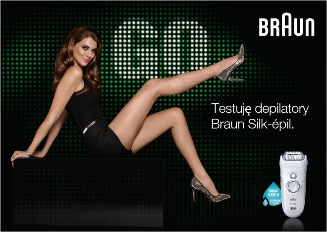 Depilator Braun Silk-épil 7 Wet & Dry