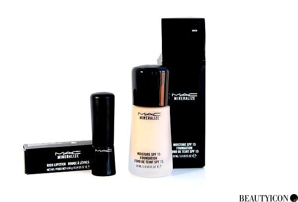 Kosmetyki Mineralne MAC