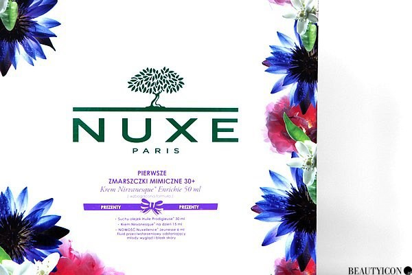 Kremy przeciwzmarszczkowe NUXE