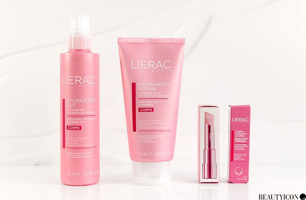 Lierac Hydra-Body & Chrono+