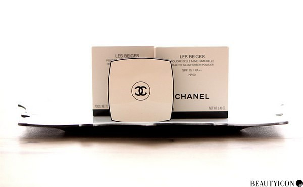 Puder Chanel Les Beiges