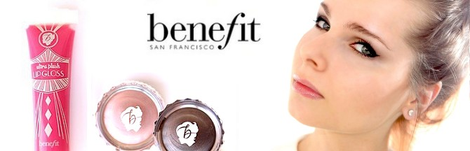 Benefit Core Color Collection