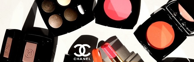 Chanel Superstition makijaz