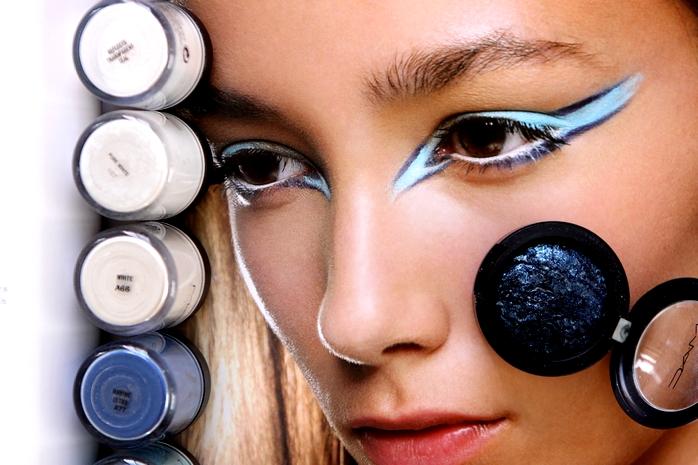 Trendy makijażowe jesień 2013