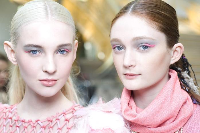 Chanel makijaż