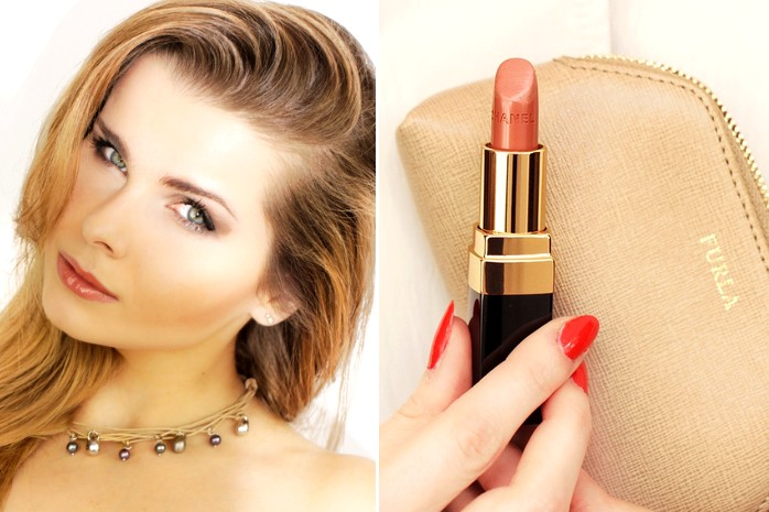 Miranda Kerr makijaż