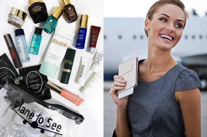 Podróż kosmetyczka