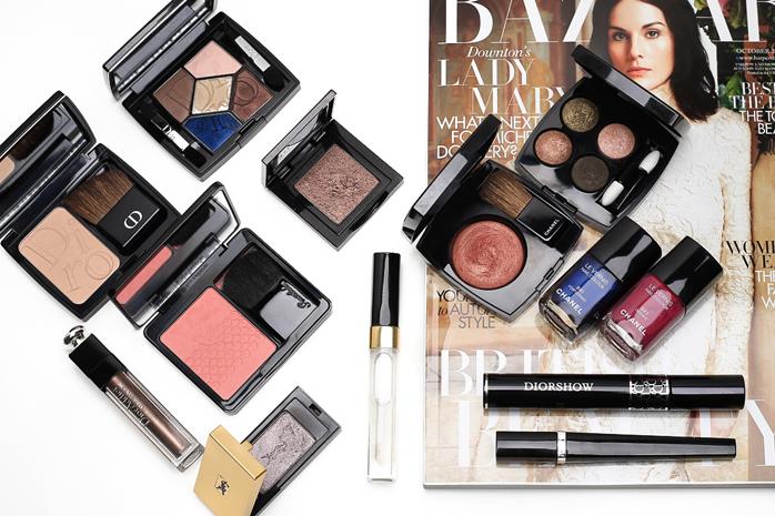 Trendy makijaż jesień 2015