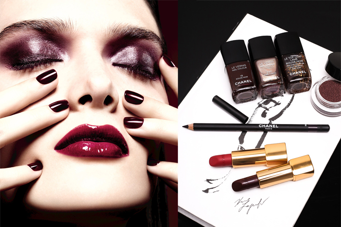 Chanel Rouge Noir 2015 Absolument