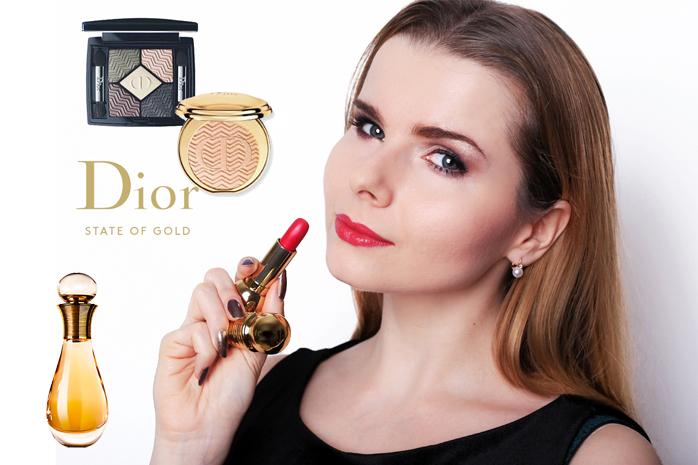 Dior State of Gold Dior J'adore Touche de Parfum