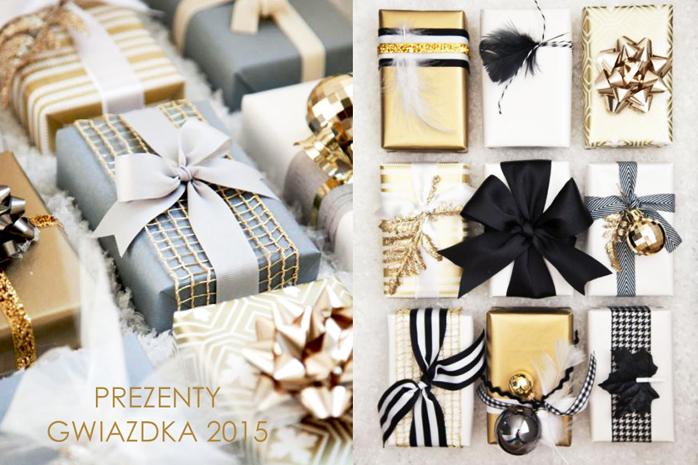 Prezenty Boże Narodzenie 2015