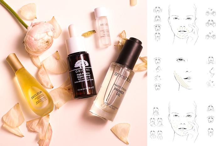 masaz twarzy techniki kosmetyki