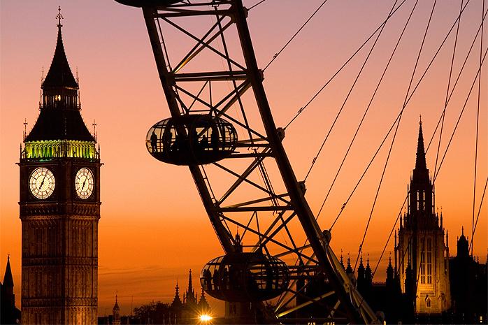 londyn podroz