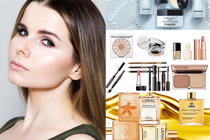 kosmetyki ulubione sierpien 2016