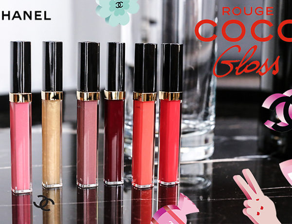 rouge coco gloss chanel
