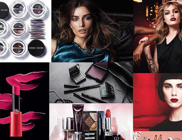 trendy w makijażu jesień 2017