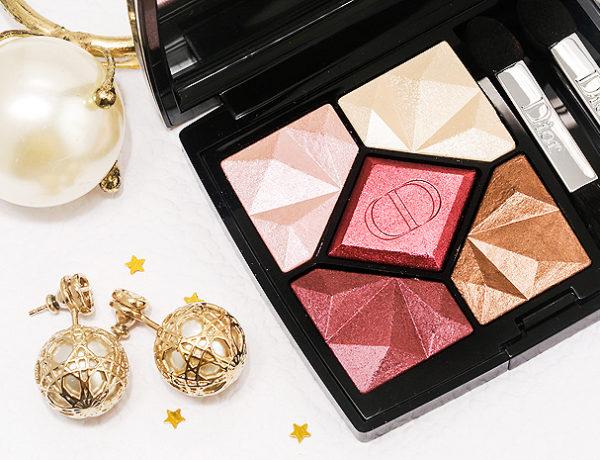 Dior Precious Rocks holiday makeup