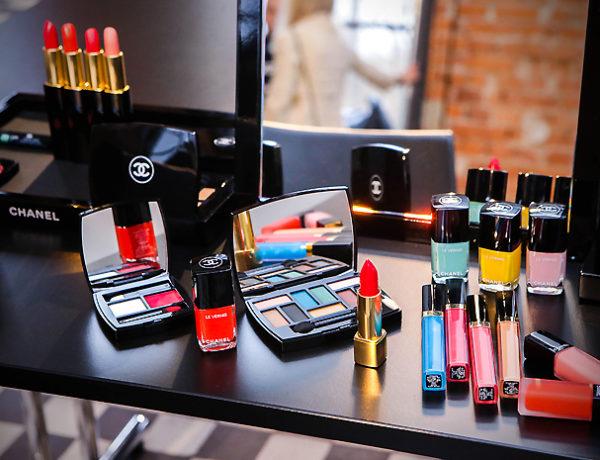 Chanel Neapolis Kolekcja makijazu wiosna lato 2018
