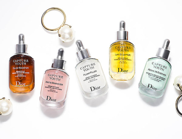 recenzja opinia dior capture youth