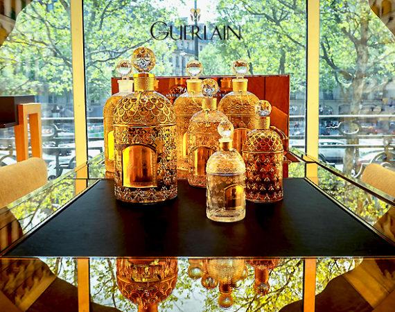 Butik Guerlain Paryż Champ Elysees