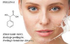 peelingi chemiczne zluszczanie skóry kwasy