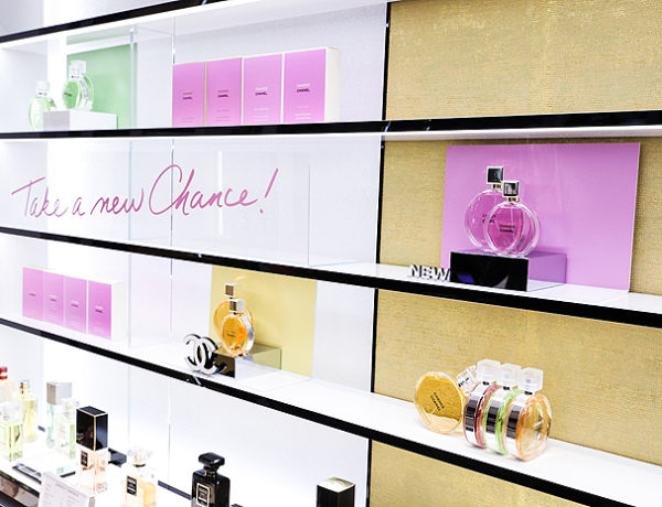 Chanel Chance Eau Tendre Take a new chance 2019