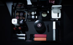 chanel beauty noir et blanc post bi