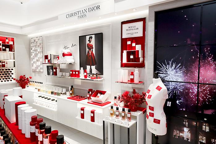 Butik Dior Rouge Trafalgar Warszawa