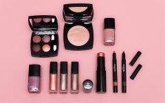 Makijaż Chanel Desert Dream 2020